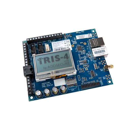 IRIS-4 440 Dual path IP + 4G