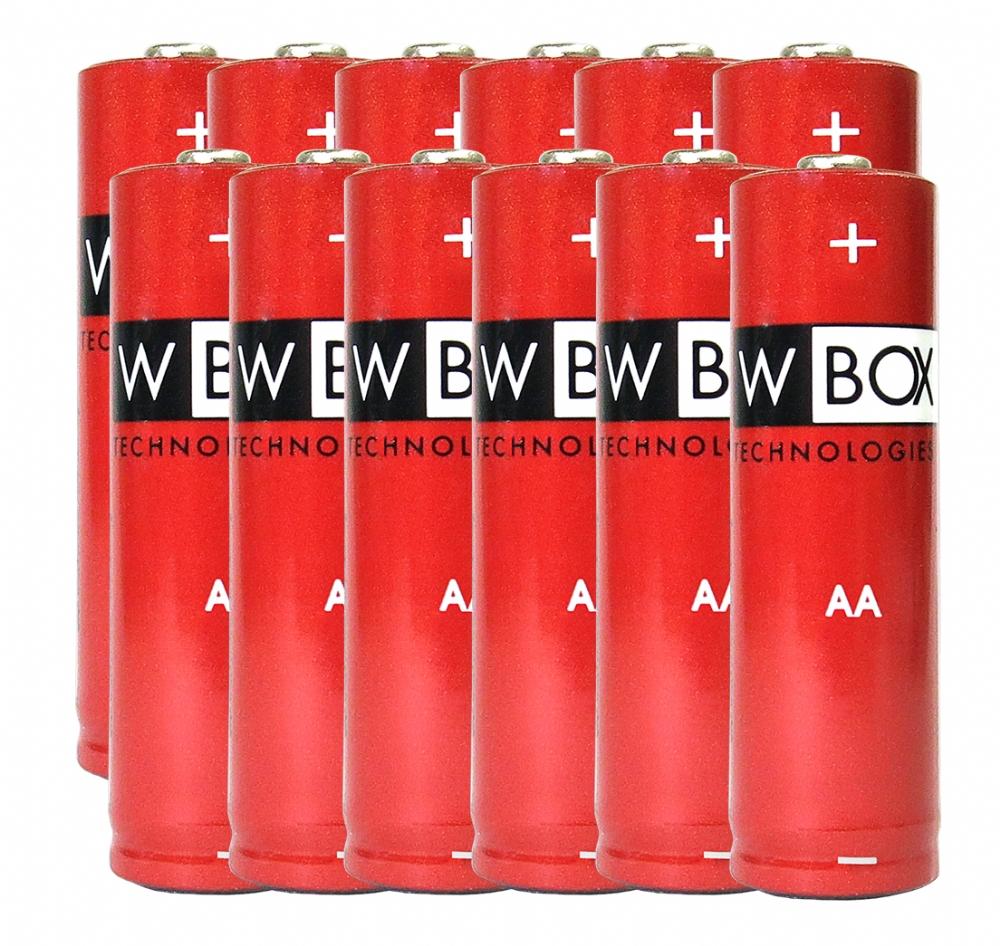 W Box Technologies WBX0E-AA12PK