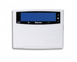 Texecom Premier Elite LCDLP-W - for Ohjauspaneeli