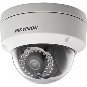 Hikvision EasyIP 2.0 DS-2CD2142FWD-I 4MP-kupukamera  - Väri - 30 m Night Vision - Motion JPEG, H.264 - 2688 x 1520 - 4 mm - CMOS - Kaapeli - Dome - Seinäkiinnitys, Kattokiinnitys
