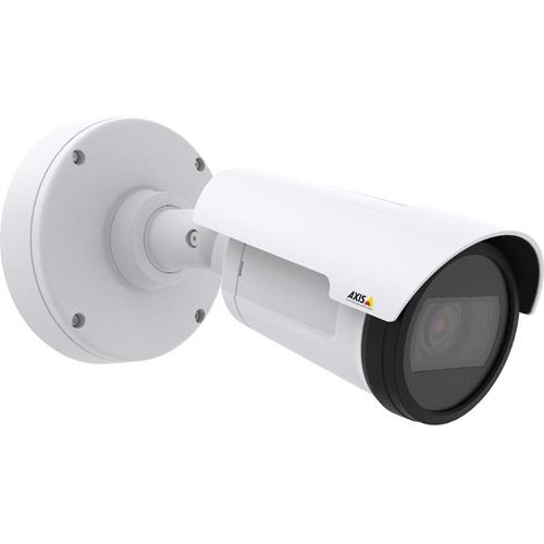 AXIS P1435-LE Verkkokamera - Mustavalko, Väri - 30 m Night Vision - Motion JPEG, H.264, MPEG-4 AVC - 1920 x 1080 - 10 mm - 22 mm - 2x Optical - CMOS - Kaapeli - Luoti - Tankoasennus