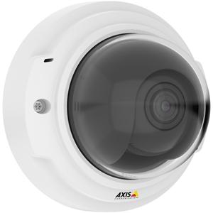 AXIS P3375-V Verkkokamera - Väri - H.264, Motion JPEG - 1920 x 1080 - 3 mm - 10 mm - 3,3x Optical - Kaapeli - Dome