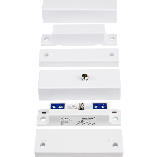 Alarmtech MC 440 - For Door, Window - Valkoinen, Brown