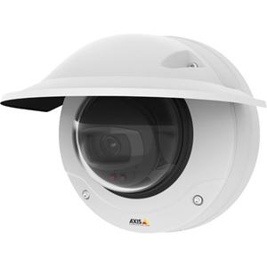 AXIS Q3515-LVE Verkkokamera - Väri - Motion JPEG - 1920 x 1080 - 3 mm - 9 mm - 3x Optical - Kaapeli - Dome