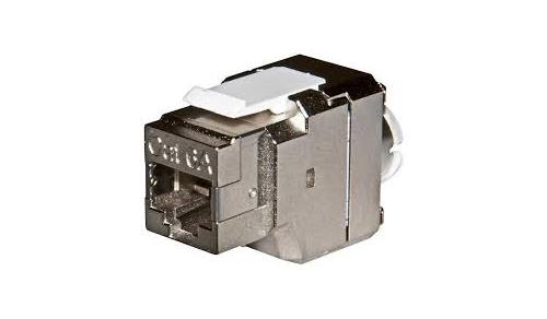 CONNECTOR COP CCS Cat6A FTP Tooless Jack