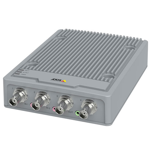 IP ENC M/CHANNEL P7304 VIDEO ENCODER