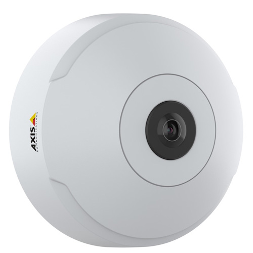 DOME IP M/PIXEL INT H/PHERIC 6MP 360º