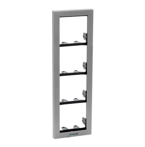 3311/4S sølv modulramme