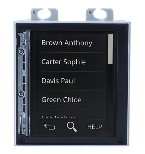 2N Verso Touch display module