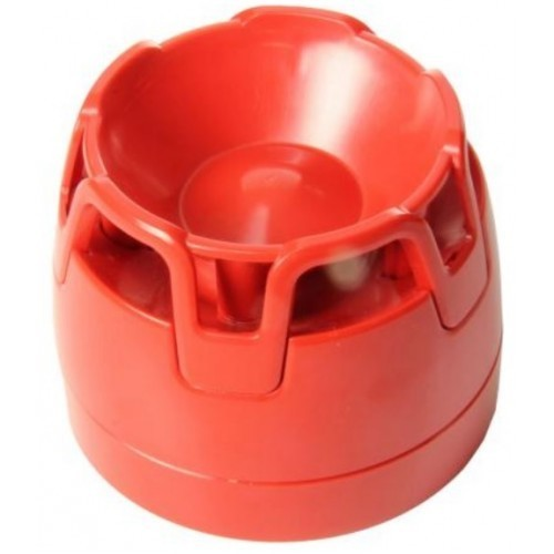 SOUNDER RED <(>&<)> LOW PROFILE BASE