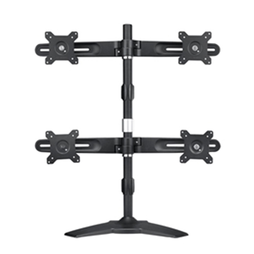 BRACKET MON Desk Stand 4x Monitor