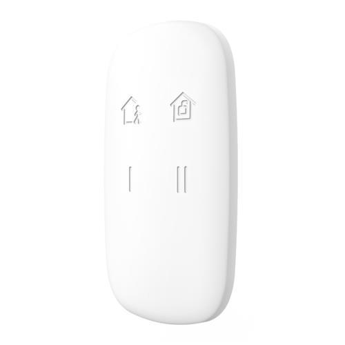 Hikvision 4 Buttons Handheld Keyfob Transmitter DS-PKF1-WE
