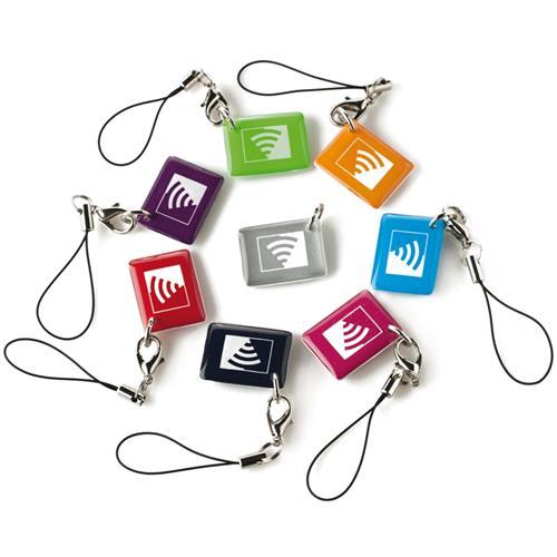 CARD PROX INTRUDERLot 3 Badges Porte