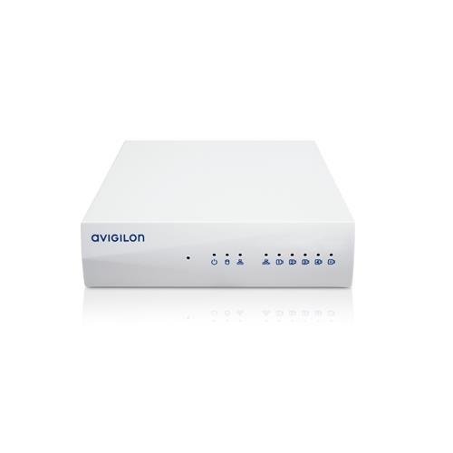 DVR ACC ES HD Recorder, 4-port, 4 ch 4Tb