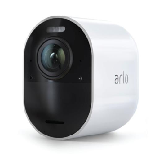 Arlo Ultra 4K Wireless White Spotlight Camera