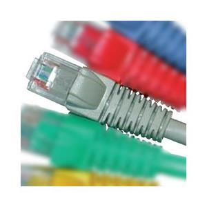 PATCH CORD DATA Cat5E RJ45 0.5m Grey