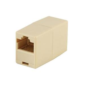 CONNECTOR COP RJ45 CAT5E UTP COUPLER
