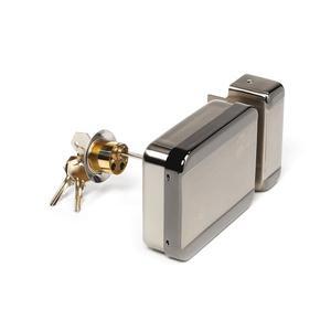 MVA motorized lock, without ma