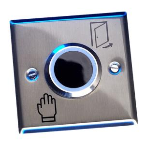 EXIT BUTTON IR IP65 STAINLESS STEEL